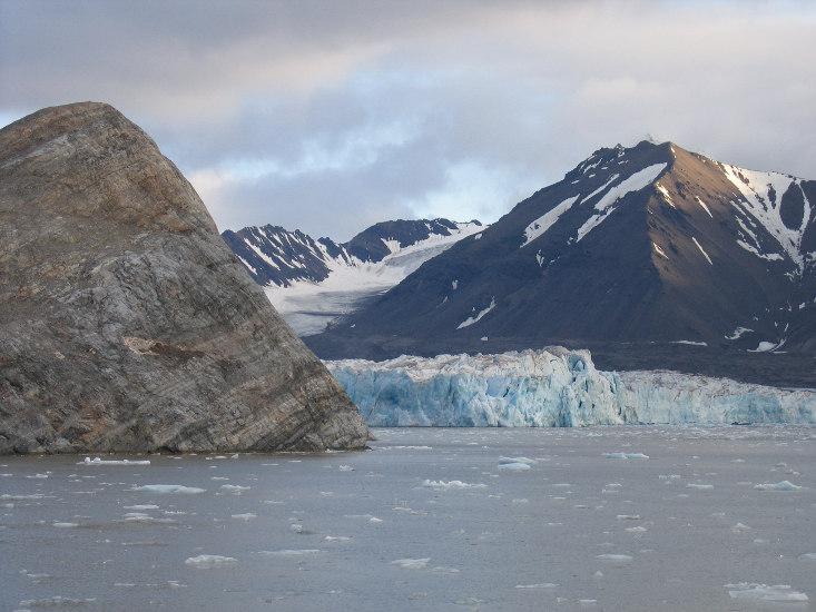 Kongsfjorden en Svalbard. © M. Forwick